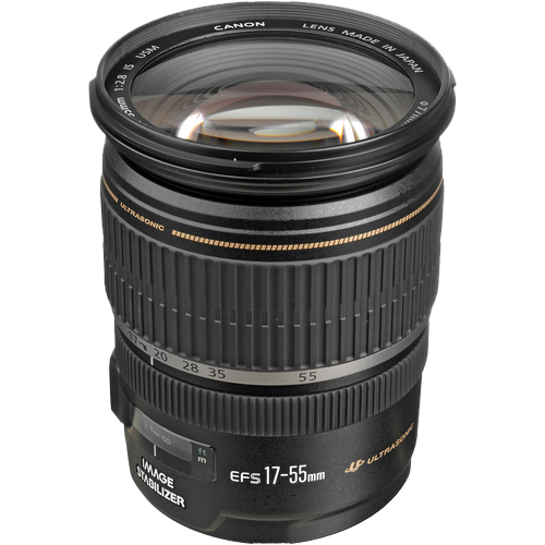 1242B005AA - Canon EF-S 17-55mm f/2.8 IS USM Lens