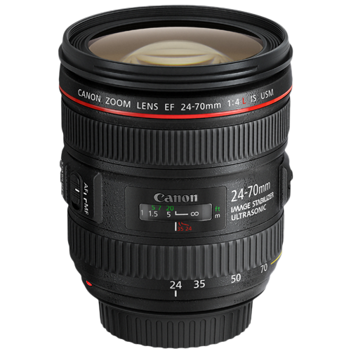 6313B005AA - Canon EF 24-70mm f/4 L IS USM Lens