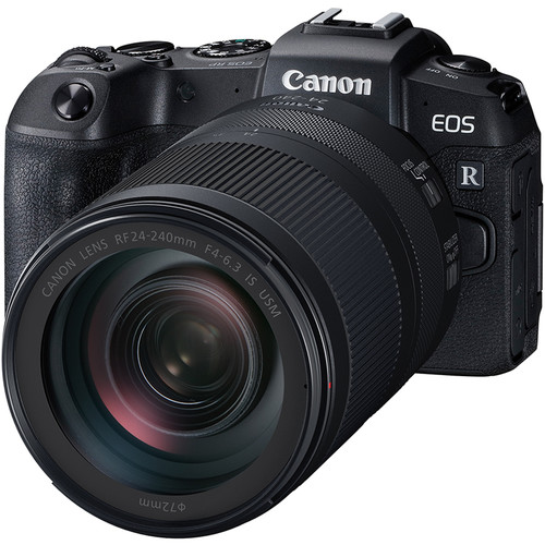 3380C116AA - Canon EOS RP with RF24-240 IS lens and RF Adapter