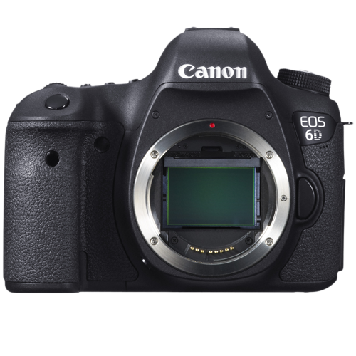 8035B132AA - Canon 6D Body Only