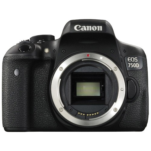 0592C058AA - Canon 750D Body Only
