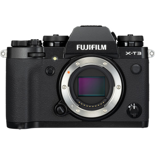 16588602 - Fujifilm X-T3 Body Black