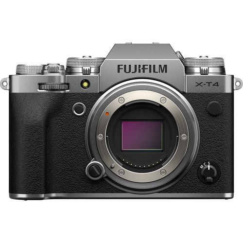 16650649 - FujiFilm X-T4 Silver Body Only