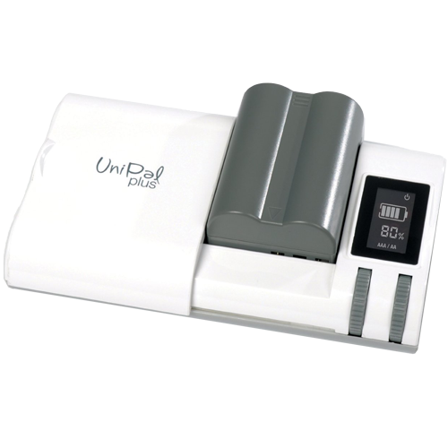 MHAUNIPALPLUS - Hahnel Unipal Plus Universal Charger
