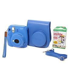 INSTAX  MINI 9 BLUE - Fujifilm Instax mini 9 Cobalt Blue