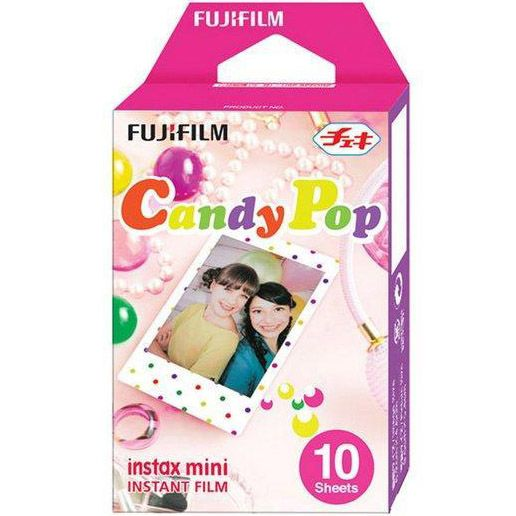 PT221563 - Fujifilm Instax Mini Film Candy Pop (10 Shots)
