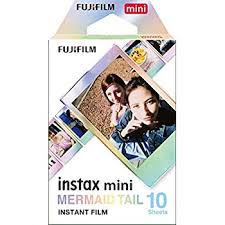 PT221572 - Fujifilm Instax Mini Film Mermaid Tale (10 Shots)