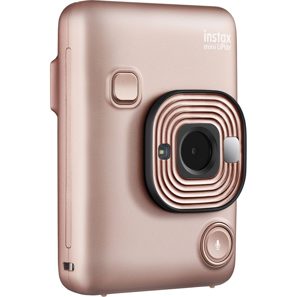 PT16631849 - Fuji Instax LiPlay Blush Gold